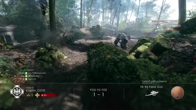 Watch Thanks Dice GIF on Gfycat. Discover more battlefield_one, ps4share, sony interactive entertainment GIFs on Gfycat
