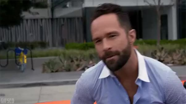 Watch Have you ever had beef? [Silicon Valley 2014 HBO Russ Hanneman Chris Diamantopoulos billionaire rich grudge wanna want to start a fight something asshole kobe question] (reddit) GIF on Gfycat. Discover more gfycatdepot GIFs on Gfycat