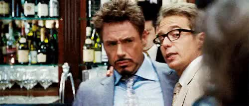 Watch this iron man 2 GIF on Gfycat. Discover more iron man 2, justin hammer, justin is my fave omfg he's hilarious, marveledit, mygifs, rdjedit, robert downey jr, tony stark, tonystarkedit GIFs on Gfycat