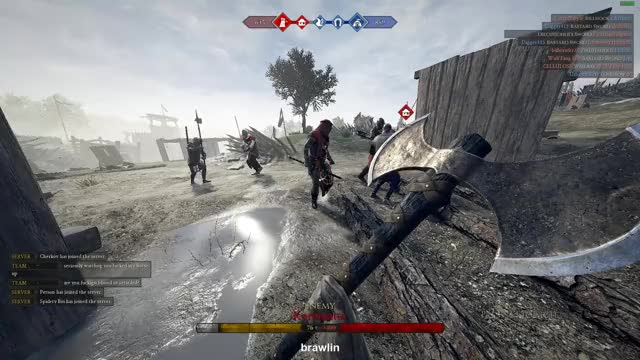 Watch and share Viking Brawling GIFs by Birddawg420 on Gfycat