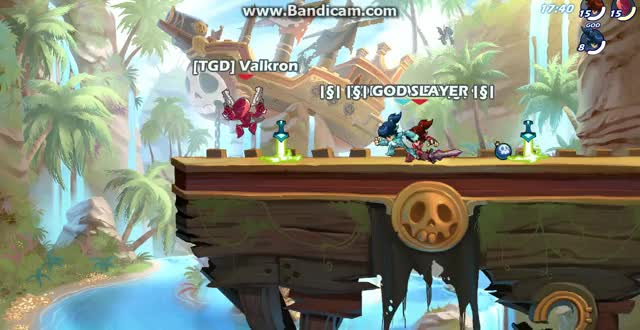 Watch and share Brawlhalla GIFs by valkronthetricksta on Gfycat