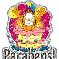 Watch and share Parabens animated stickers on Gfycat