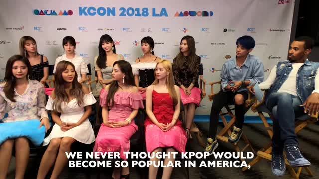 Watch kcon jihyo GIF by @soyducks on Gfycat. Discover more related GIFs on Gfycat