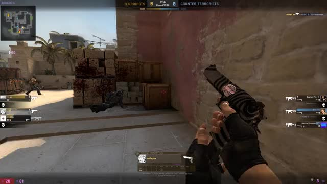 Watch this GIF by ( •ᴗ•) SmileyBS ( •ᴗ•) (@smileybs) on Gfycat. Discover more GlobalOffensive GIFs on Gfycat