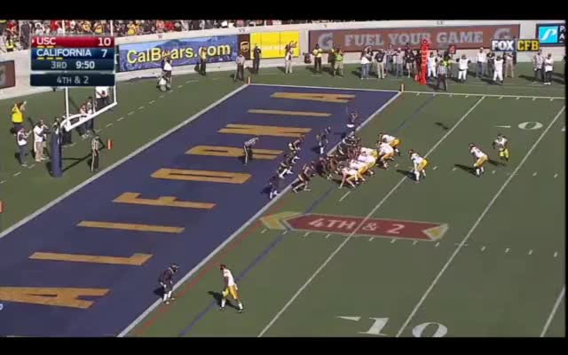 Watch and share Madden Td V Cal GIFs by nickcoxuscfb on Gfycat