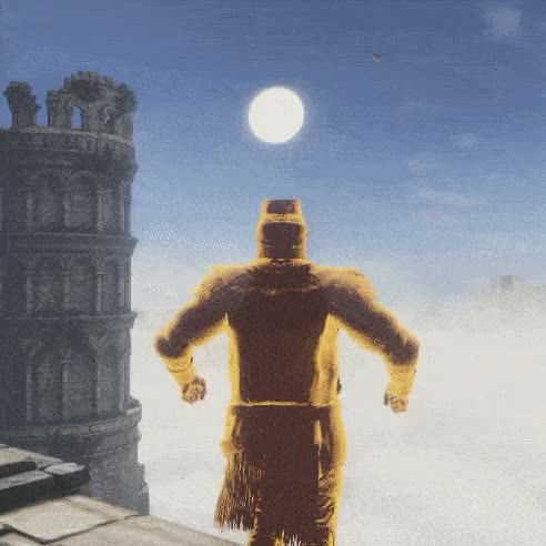 Watch PRAISE THE SUN GIF on Gfycat. Discover more darksouls, goldenknights GIFs on Gfycat