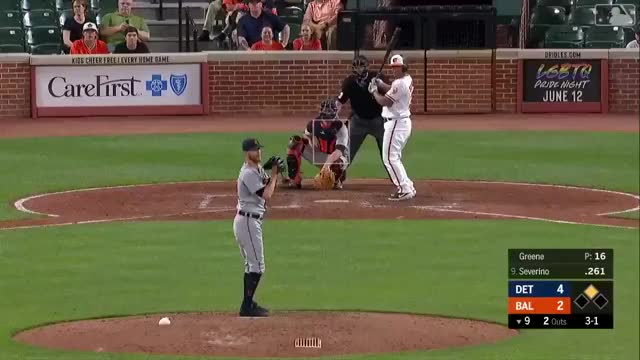 Watch and share Baltimore Orioles GIFs and Detroit Tigers GIFs on Gfycat
