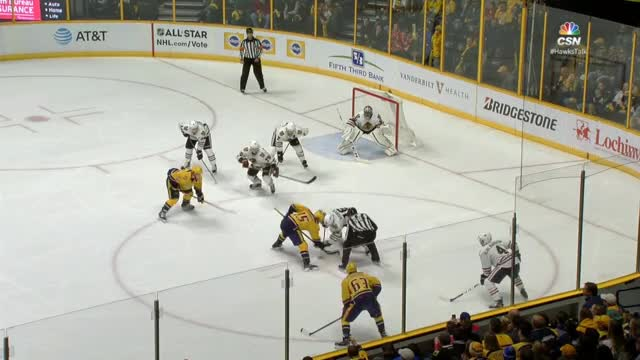 Watch and share Predators GIFs and Hockey GIFs by TheBlindAndDeafNinja on Gfycat