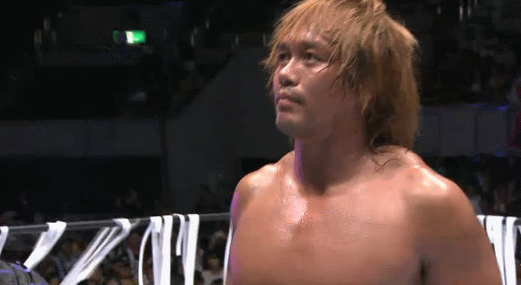 MMA, squaredcircle, [NJPW SPOILERS] History Repeats GIFs