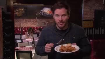 Watch Andy Dwyer 5 second rule GIF on Gfycat. Discover more chris pratt GIFs on Gfycat