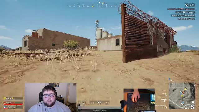 Watch and share Mily260 Playing PLAYERUNKNOWN'S BATTLEGROUNDS - Twitch Clips GIFs on Gfycat