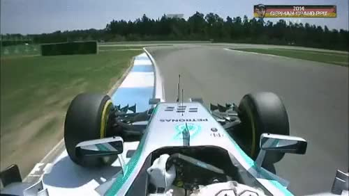 Watch Hamilton crashes out of Q1 in Germany. (reddit) GIF on Gfycat. Discover more Formula1GIFS, formula1 GIFs on Gfycat