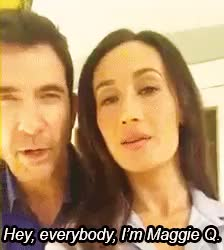 Watch and share Dylan Mcdermott GIFs and Johnny Morgan GIFs on Gfycat