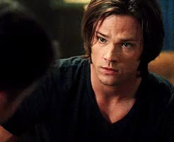 Watch this trending GIF on Gfycat. Discover more jared padalecki GIFs on Gfycat