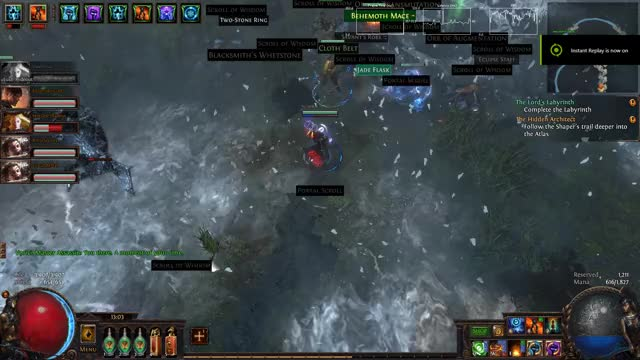 Watch and share Pathofexile X64steam.exe 2018.02.24 - 13.04.10.02.DVR GIFs on Gfycat