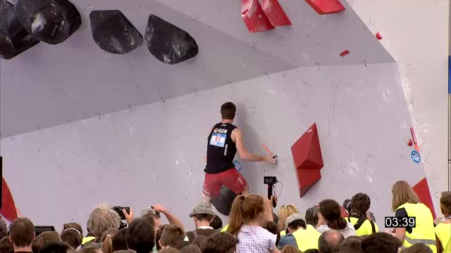 Watch and share Competition GIFs and Bouldering GIFs on Gfycat