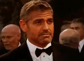 Watch and share George Clooney GIFs and Celebs GIFs on Gfycat