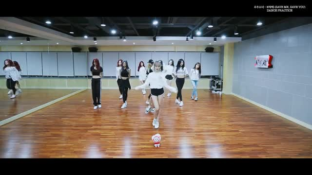 Watch Luda (WJSN) - 부탁해 (SAVE ME, SAVE YOU) Dance Practice GIF by @accel1226 on Gfycat. Discover more 1theK GIFs on Gfycat