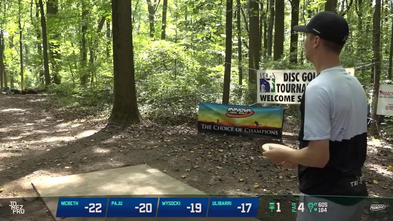 discgolf, 2018 Delaware Disc Golf Challenge | Final RD, F9 | McBeth, Paju, Ulibarri, Wysocki GIFs