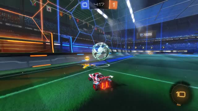 Watch First try of the BadPanda Clip Beta  GIF by Huskiii (@therealhu3ky) on Gfycat. Discover more rocketleague GIFs on Gfycat