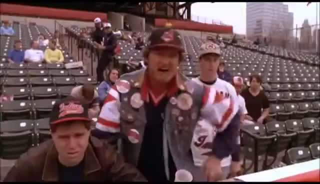 Watch and share Major League 2: Rotten Bums + Parking Lot GIFs on Gfycat