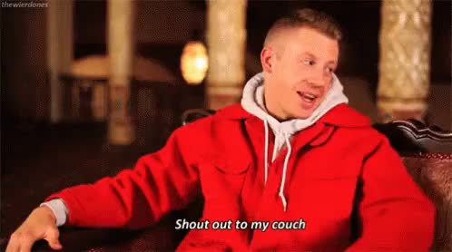 Watch and share Macklemore GIFs on Gfycat