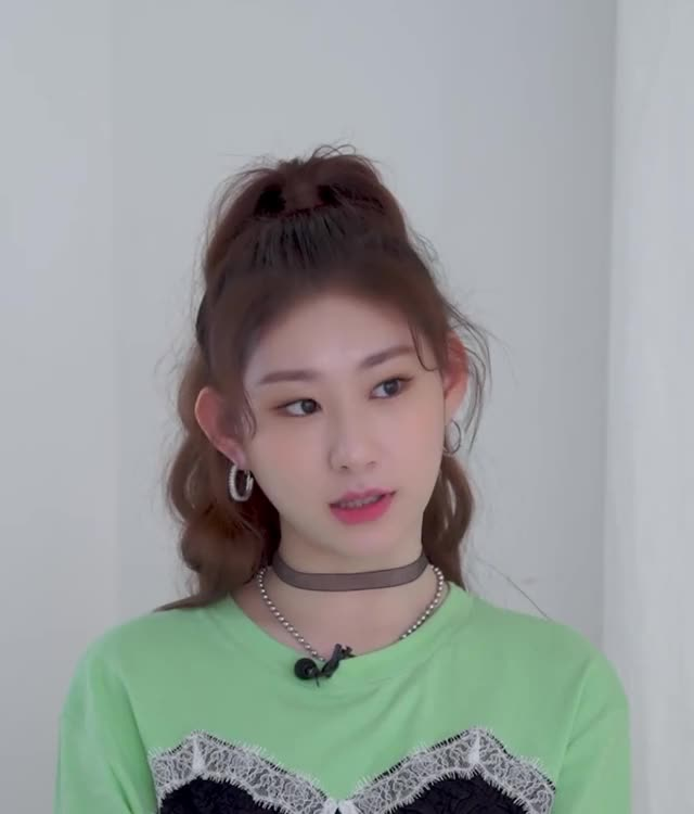 Watch and share Chaeryeong -200317 ITZY VLIVE DISPATCH Everthing About ITZY [wYvDH1F94zI]-9 GIFs by masterfat on Gfycat