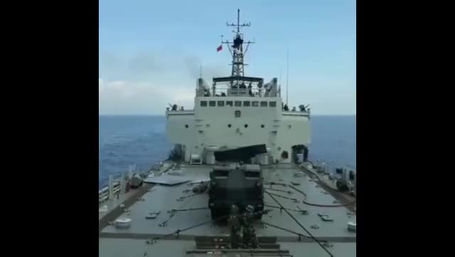 Watch Indonesian RM-70 launched from ship GIF by mojave955 (@charlielee955) on Gfycat. Discover more indonesia, military, militarygfys GIFs on Gfycat