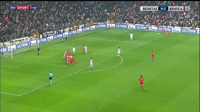 Watch besiktas - benfica  0-3 (23.11.2016) GIF by @sonny15 on Gfycat. Discover more football GIFs on Gfycat