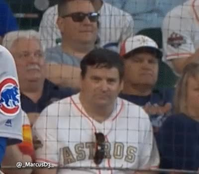 Watch and share Houston Astros Fan 1 GIFs by MarcusD on Gfycat