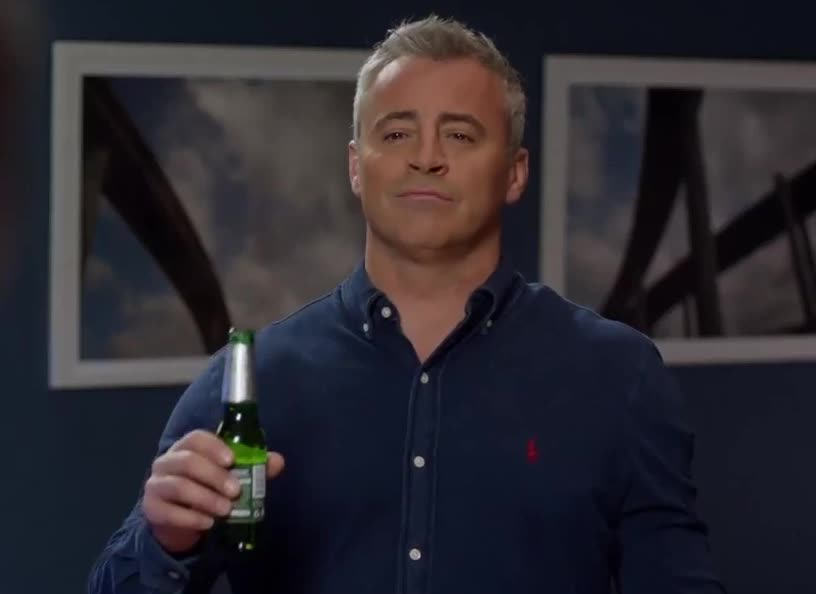 beer, cheers, Matt LeBlanc GIFs