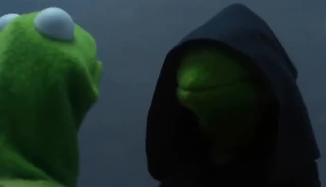 Watch Kermit vs. Constantine (Dark Kermit) GIF on Gfycat. Discover more related GIFs on Gfycat