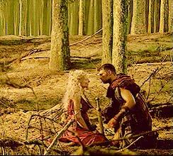 Watch and share Spartacus Vengeance Balance Spartacus Ilithyia Gifs GIFs on Gfycat