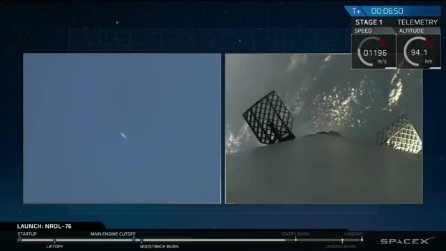 Watch SpaceX NROL-76 Landing GIF by Ativ (@goinyard526) on Gfycat. Discover more GIF Brewery, nrol-76-launch-webcast GIFs on Gfycat