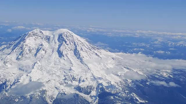 Watch and share Mt. Rainier Stabilized 1 GIFs by cskendrick on Gfycat