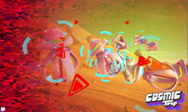 Watch and share Leaderboards Preview (cosmic Trip) GIFs by FUNKTRONIC LABS on Gfycat
