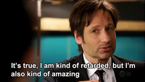 Watch and share Californication GIFs on Gfycat