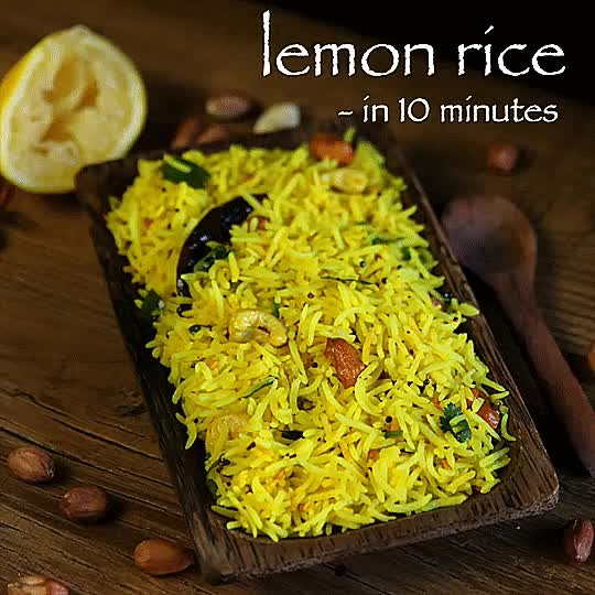 Watch and share Lemon Rice GIFs on Gfycat