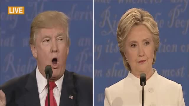 Watch and share Debatenight GIFs on Gfycat