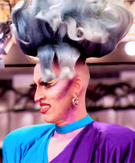 acid betty, drag race, dumb, rupaul, Acid Betty GIFs