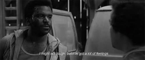 Watch I Might Act Tough GIF on Gfycat. Discover more craig robinson GIFs on Gfycat