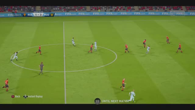 Watch and share FIFA 18 Wonder Goal - Mp4 - 1080p - No Audio-1 GIFs on Gfycat