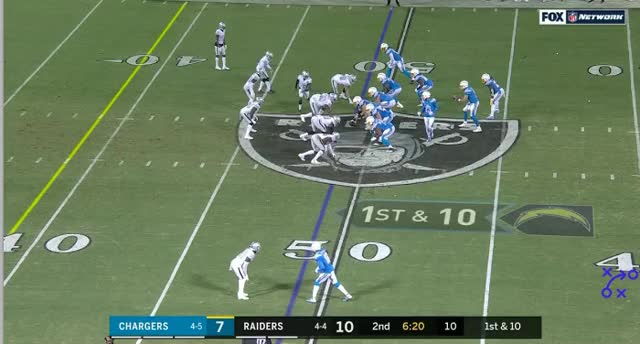 Watch and share Oakland Raiders GIFs and Football GIFs on Gfycat