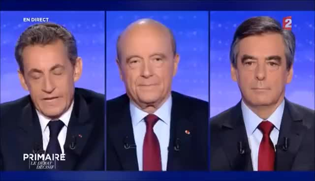 """Watch and share Sarkozy : """"Quelle Indignité !"""" GIFs on Gfycat"""
