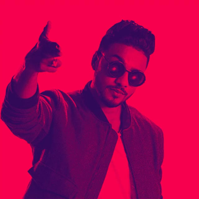 Watch and share Raftaar And Harrdy Sandhu Live animated stickers on Gfycat
