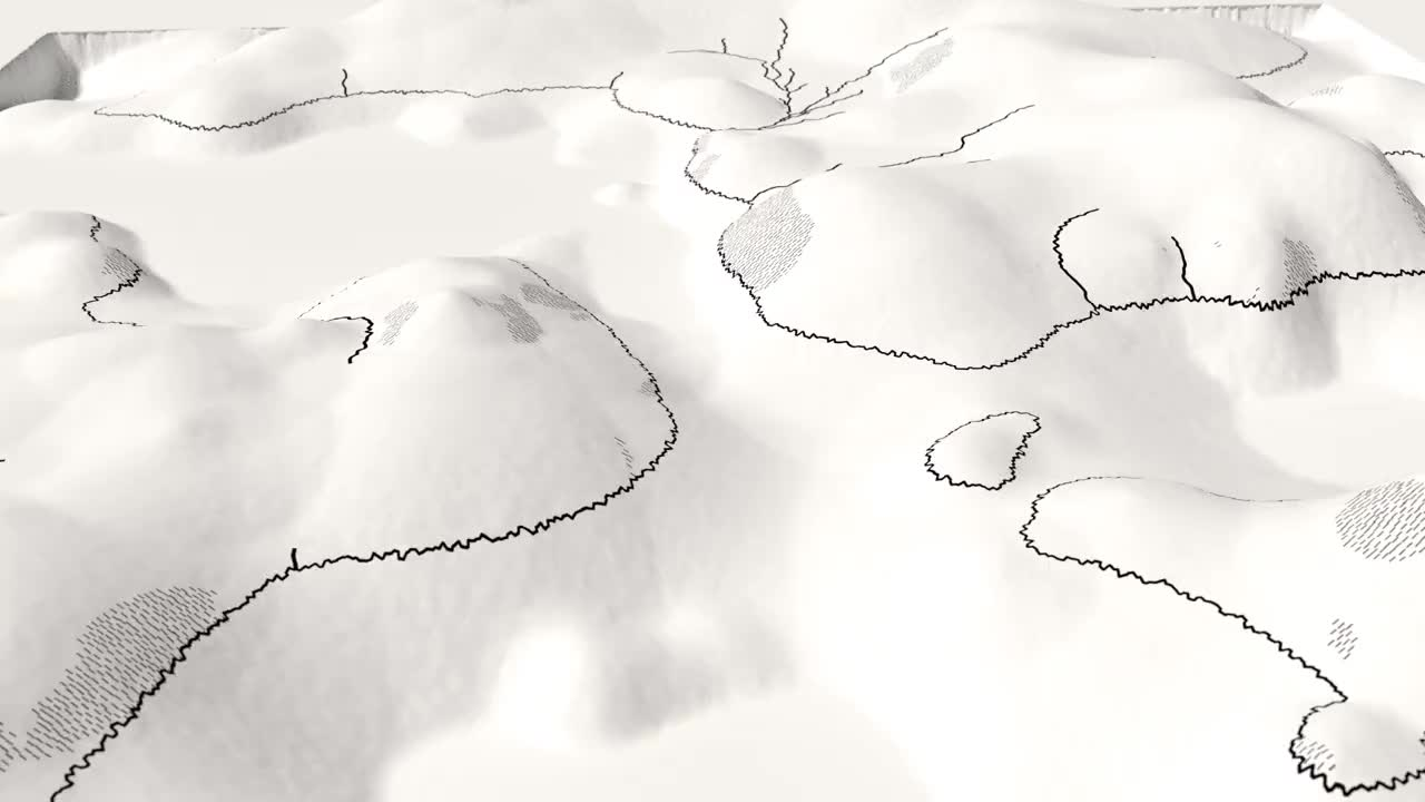 proceduralgeneration, woahdude, Erosion Visualization (reddit) GIFs