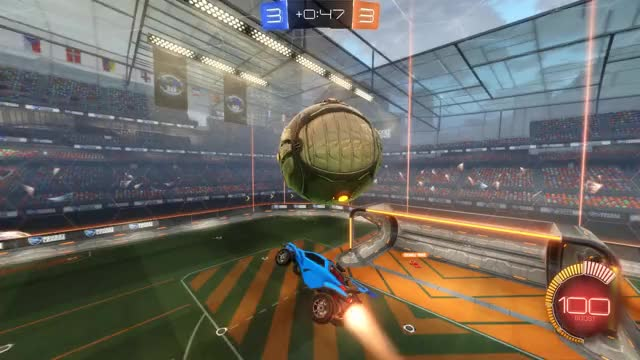 Watch Goal 7: Barry Allen GIF by Gif Your Game (@gifyourgame) on Gfycat. Discover more Barry Allen, Gif Your Game, GifYourGame, Rocket League, RocketLeague GIFs on Gfycat