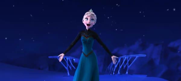 Elsa Snow [GIF]lobe