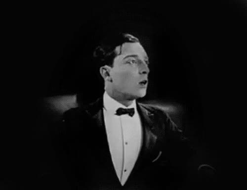 Watch and share Buster Keaton GIFs on Gfycat