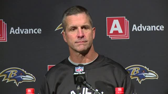 Watch and share Full Presser: John Harbaugh Says Ravens Intend To Win Out To Make Playoffs GIFs on Gfycat